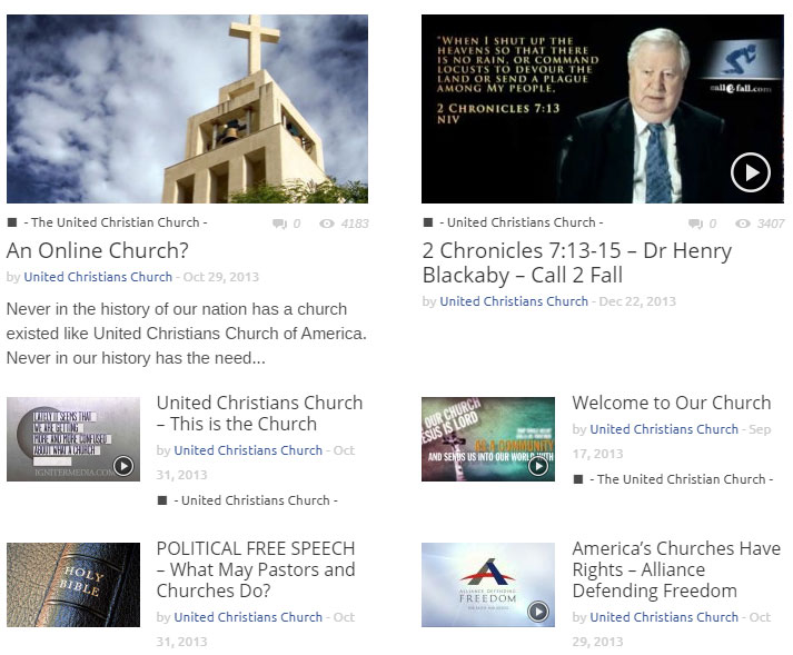 Inspiring Teachings at United Christians Church